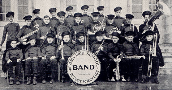 Beverly High School Band
