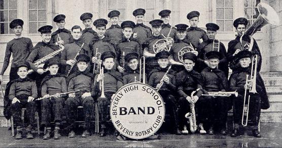 Beverly High School Band