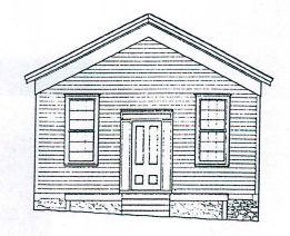 Figure 10. Republican School House (c. 1850), Ripon, Wis.