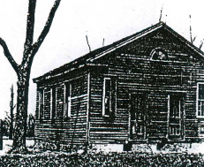 Figure 11. Marsh's Settlement School (1839), District No. 1, Lake County, Ill.