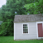 Georgtown, MA . One Room School House in Georgetown, MA