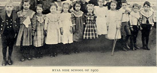 Ryal Side School