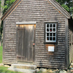 Topsfield Shoemakers Shed