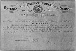 trade-school-certificate