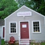 Georgetown, MA. Former School House at Great Rock Farm