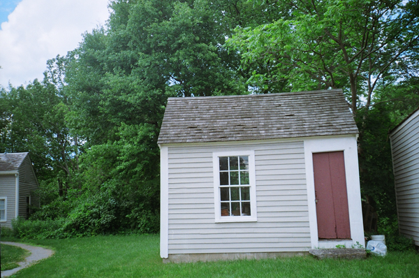 One Room School House In Georgetown Ma